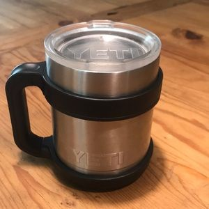 Yeti 10oz lowball with handle insulated cold hot